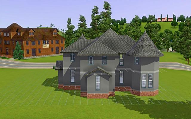 [Débutant] - Du carré à la maison victorienne - La maison bleue Qpxpgz400bnp6rizg