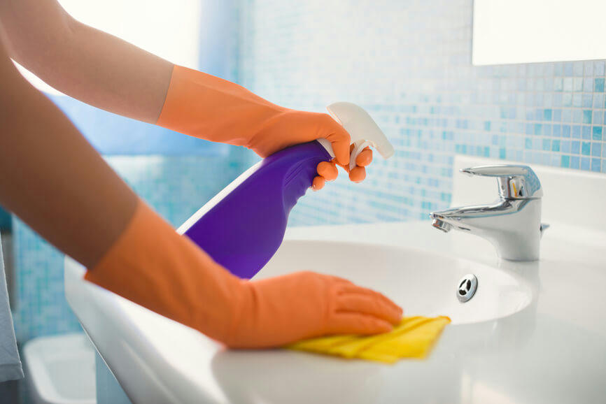 شركة العمران لتنظيف الشقق والفلل والمنازل بالرياض