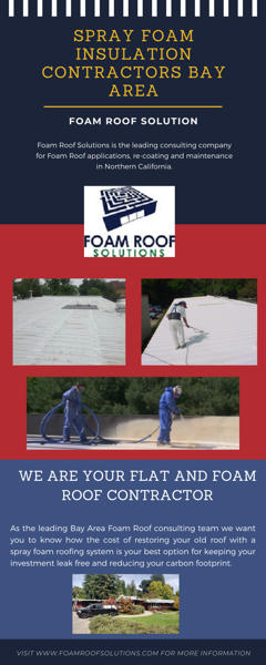 Spray Foam Insulation Contractors Bay Area