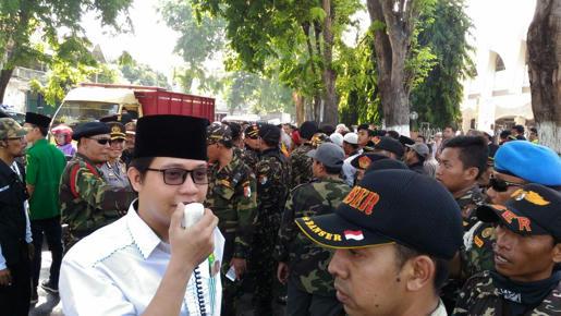 Felix Sauw Lebih Memilih Meninggalkan Bangil dari pada Mengakui Pancasila Sebagai Ideologi Negara