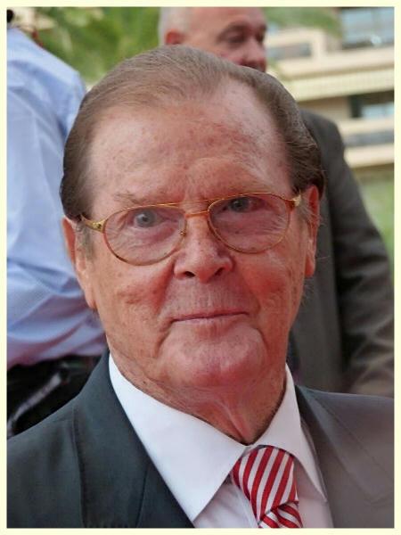 Sir Roger Moore, el adiós de un gentleman
