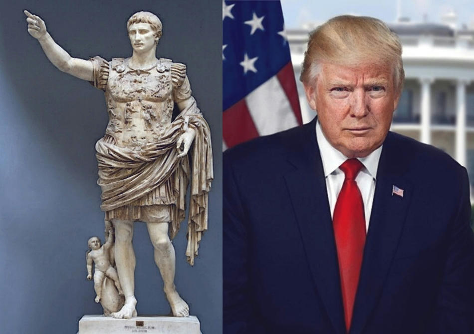 Afirman que Donald Trump podría ser el último presidente electo de USA