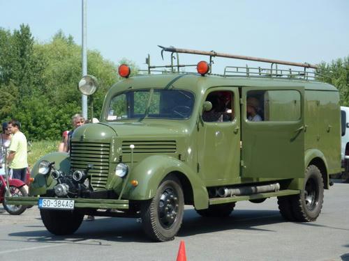 Požiarnicka Praga RN