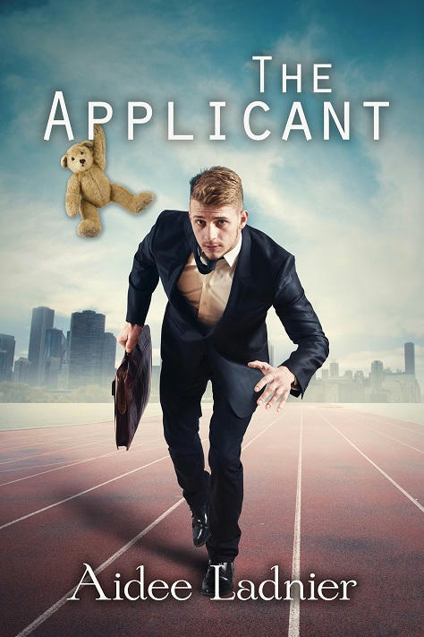 Aidee Ladnier - The Applicant Cover
