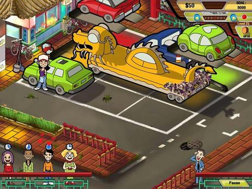 Parking Dash ภาพตัวอย่าง 03