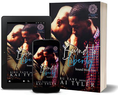 Kai Tyler - Bound to Liberty 3d Promo