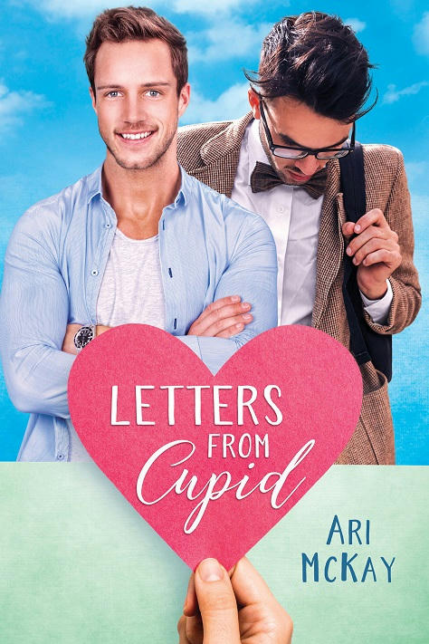 Ari McKay - Letters From Cupid Cover