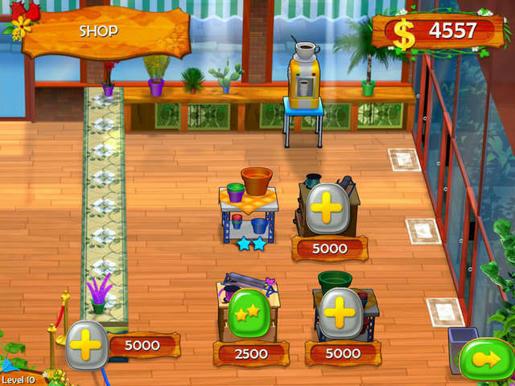 Garden Shop - Rush Hour! ภาพตัวอย่าง 03