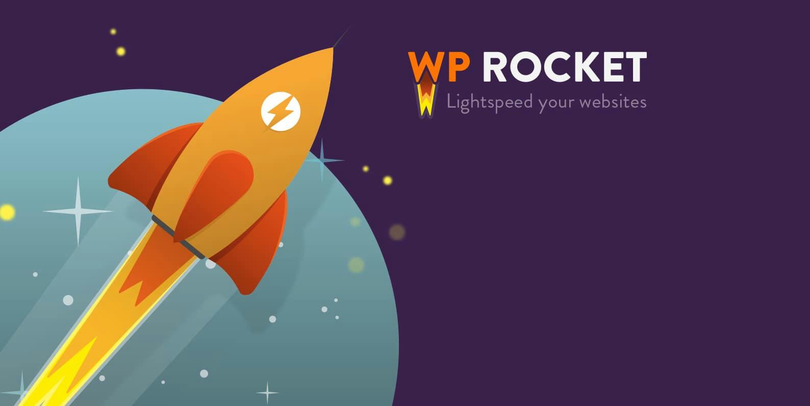 افزونه بهینه سازی و افزایش سرعت سایت WP Rocket