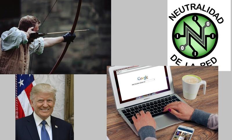 Donald Trump acabó con la Neutralidad en la Red consolidándose como enemigo de la libertad y la democracia