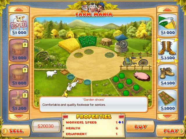 Farm Mania ภาพตัวอย่าง 03