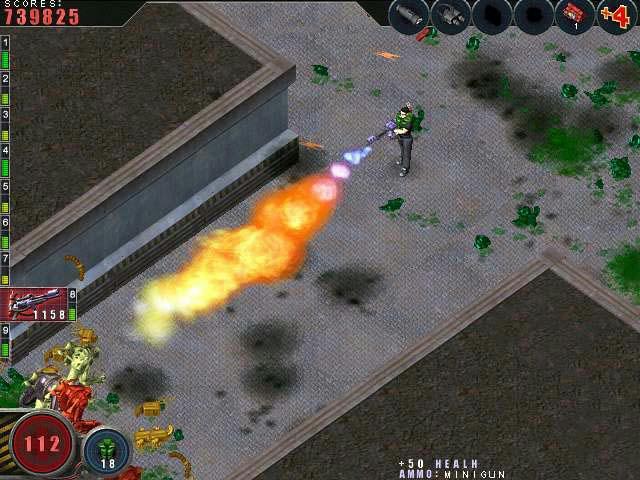 Alien Shooter ภาพตัวอย่าง 03