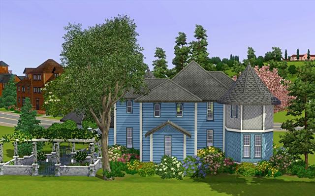 [Débutant] - Du carré à la maison victorienne - La maison bleue Ydr6ds21d1c6v42zg
