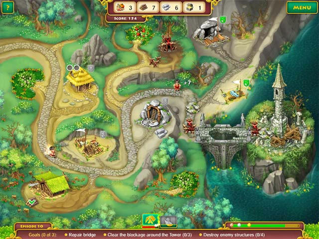 Kingdom Chronicles ภาพตัวอย่าง 01