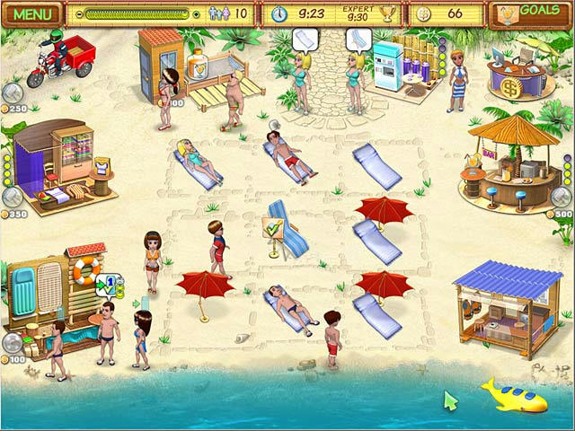 Beach Party Craze ภาพตัวอย่าง 02