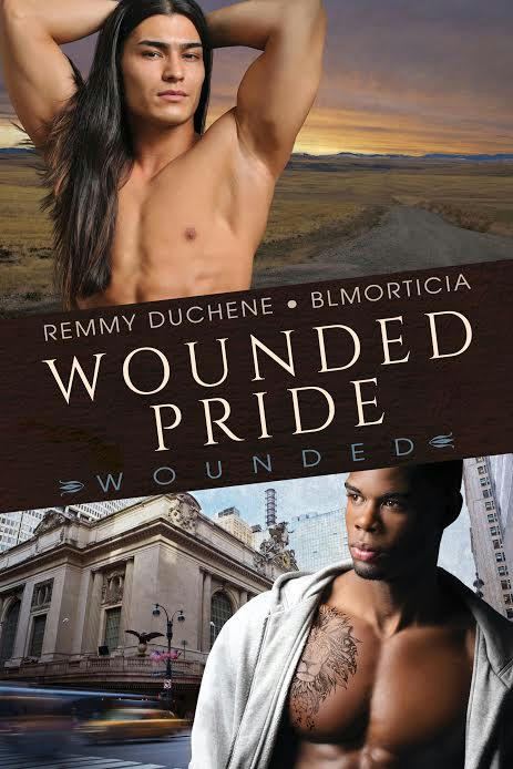 Remmy Duchene & BLMorticia - Wounded Pride Cover