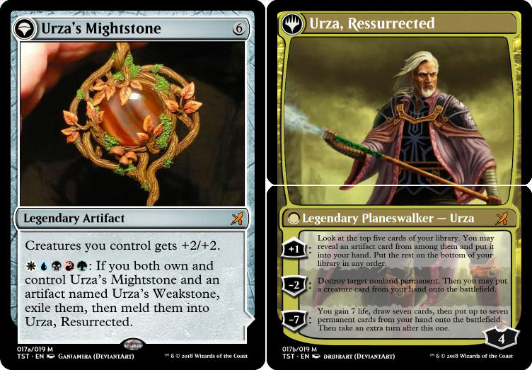 Urza's Mightstone (Urza, Ressurrected)