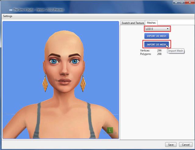 [Intermédiaire] Sims4studio - Création de boucles d'oreilles R8am0a19kh88ohczg