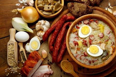 K.A. Merikan - I Love You More Than Pierogi - Fermented Rye Soup