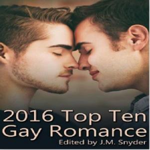 2016 Top Ten Gay Romance Square