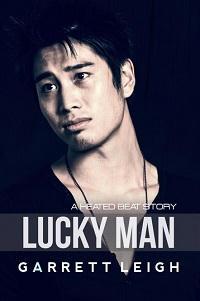 Garrett Leigh - Lucky Man Cover s