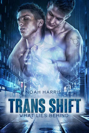 Noah Harris - Trans Shift Cover