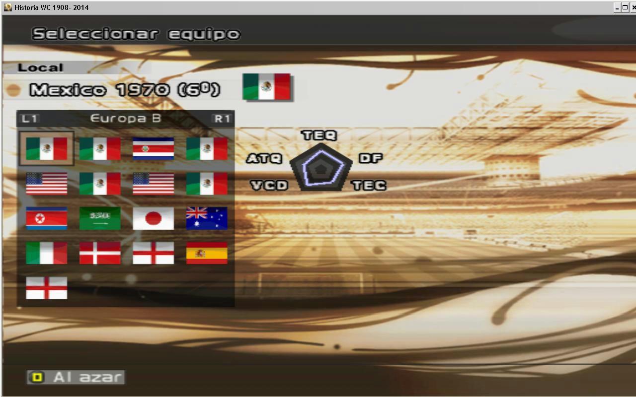 [Actualizacion WC 2014][PES6]Historia de los Mundiales 1908 - 2014 890z42s785epr8cfg
