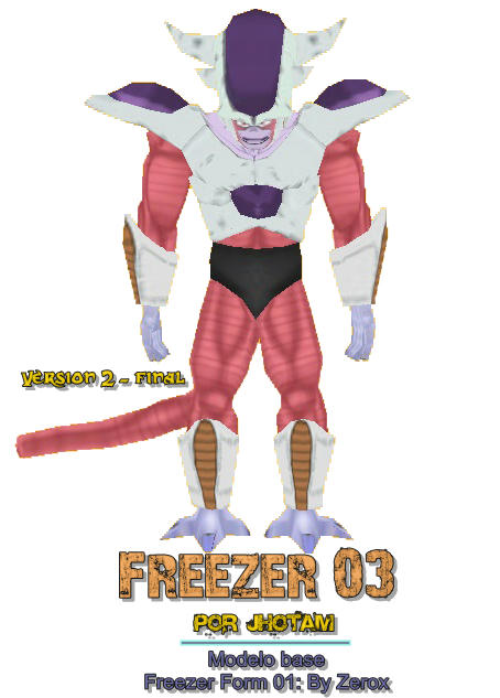 Freezer 3ra Forma _ Por Jhotam Tkxhlc3ixix3944fg