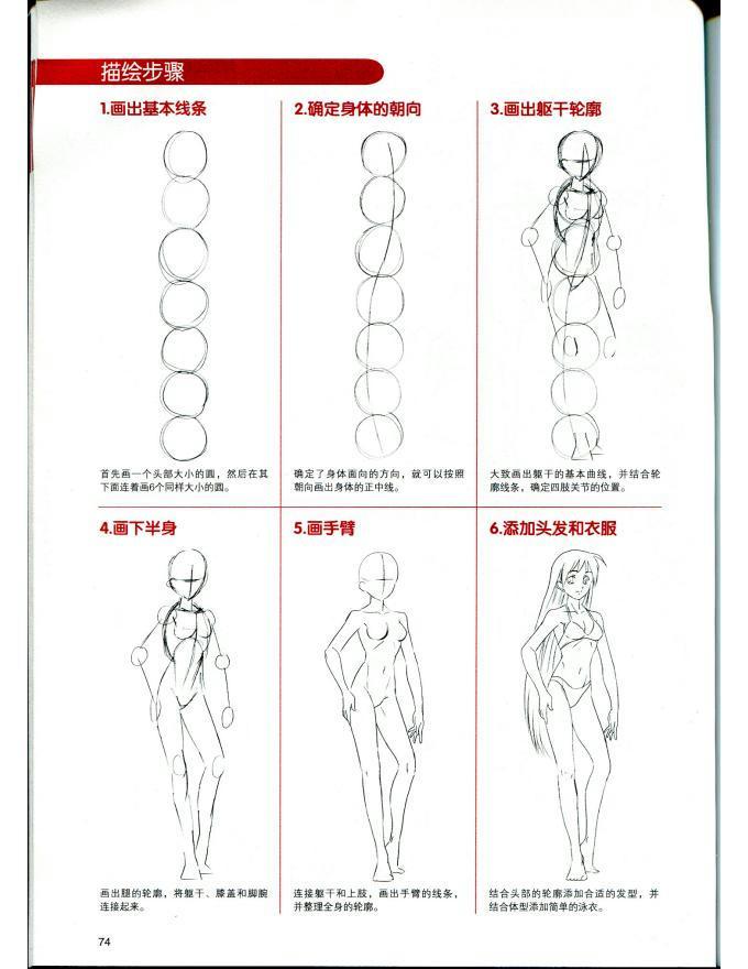 Cómo Dibujar Manga 6aqrd8cqed2sqnnfg