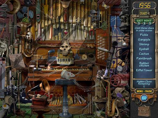 Mystery Case Files - Ravenhearst ภาพตัวอย่าง 01