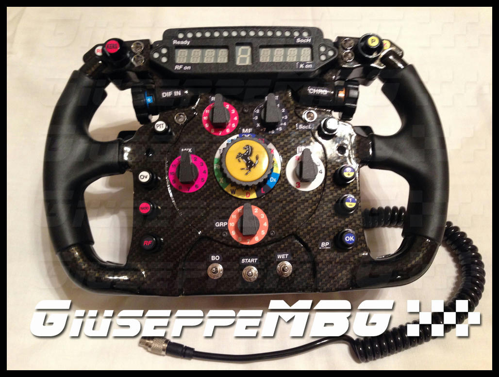 thrustmaster ferrari wheel mbg mod v2 thrustmaster modifications insidesimracing forums. Black Bedroom Furniture Sets. Home Design Ideas