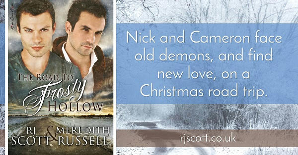 R.J. Scott & Meredith Russell - The Road to Frosty Hollow Teaser 2