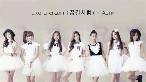 Apink Like a dream