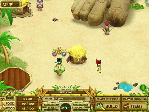 Escape From Paradise 2 ภาพตัวอย่าง 01