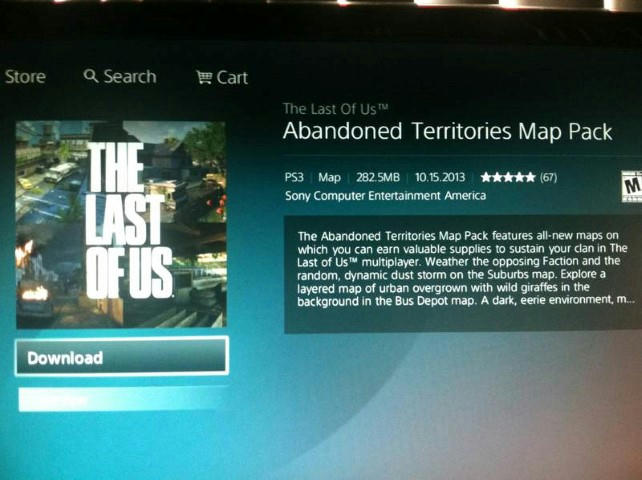 The Last Of Us Season Pass DLC Plans Outlined First Of Three The - The last of us new maps