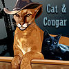Cougar and Cat icon