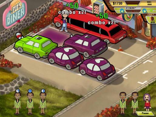 Parking Dash ภาพตัวอย่าง 01