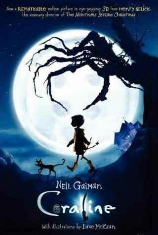 نقد انیمیشن کورالین - Coraline 2009