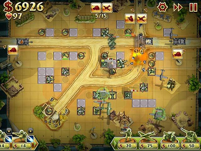 Toy Defense 2 ภาพตัวอย่าง 02