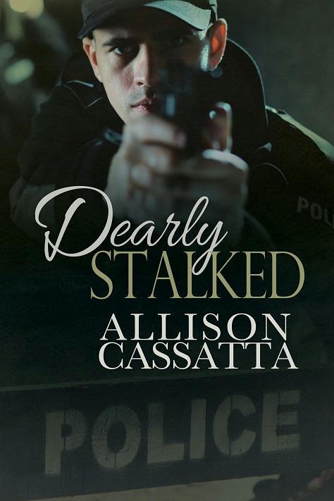 Allison Cassatta - Dearly Stalked Cover