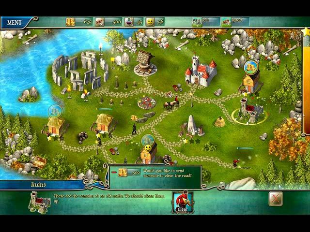 Kingdom Tales ภาพตัวอย่าง 03
