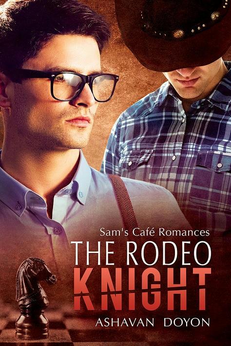Ashavan Doyon - The Rodeo Knight Cover