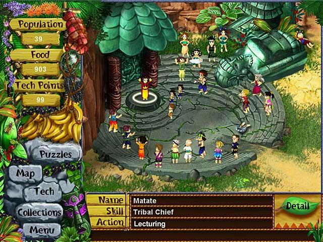Virtual Villagers - The Secret City ภาพตัวอย่าง 02