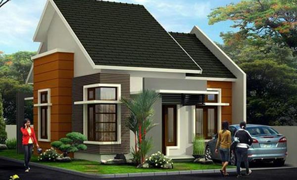 Contoh Desain Rumah Minimalis Type 45 Frideas
