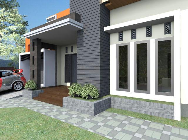 rumah dan model teras minimalis 2017 creo house