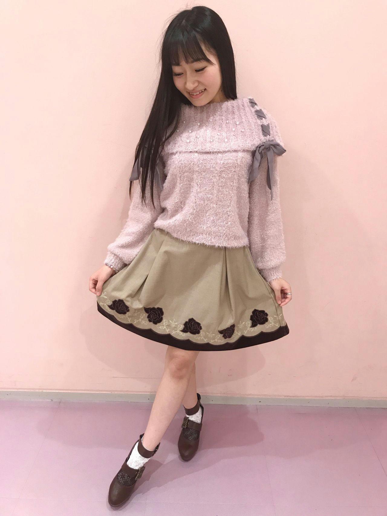 [02]--10裙子 新宿ミロード店