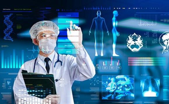 Chăm sóc sức khỏe dùng AI
