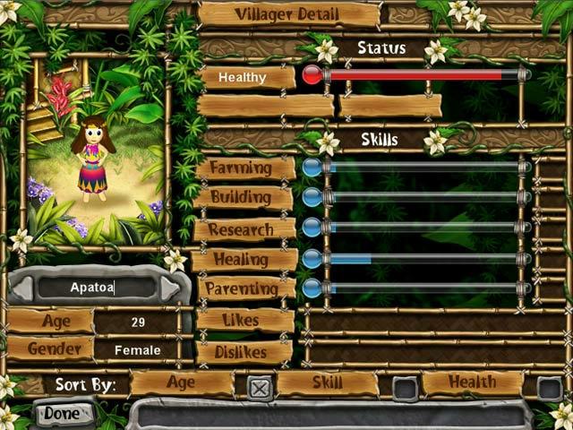 Virtual Villagers - The Tree of Life ภาพตัวอย่าง 03