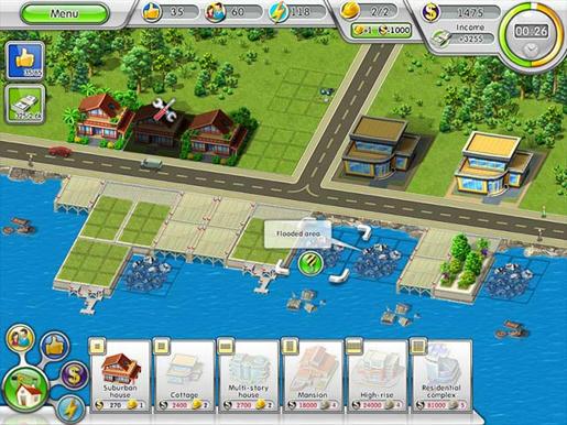 Green City - Go South ภาพตัวอย่าง 01