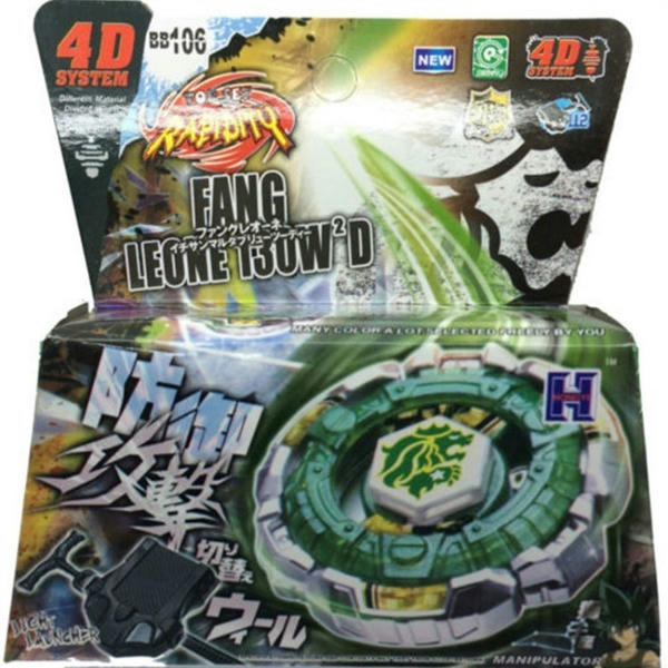 beyblade metal fusion 4d fang leone bb106